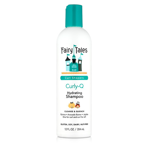 Fairy Tales Curly-Q Hydrating Shampoo (12 oz.)