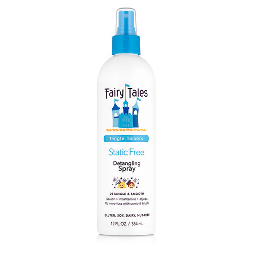 Fairy Tales Static Free Detangling Spray (12 oz.)