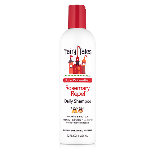Fairy Tales Rosemary Repel Daily Shampoo (12 oz.)