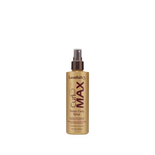 Review: Lustrasilk Curl Max Twisty Curly Spray (8 oz.)