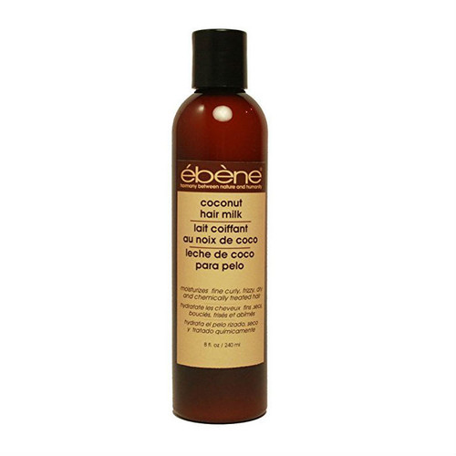 Review: Ebene Coconut Hair Milk (8 oz.)