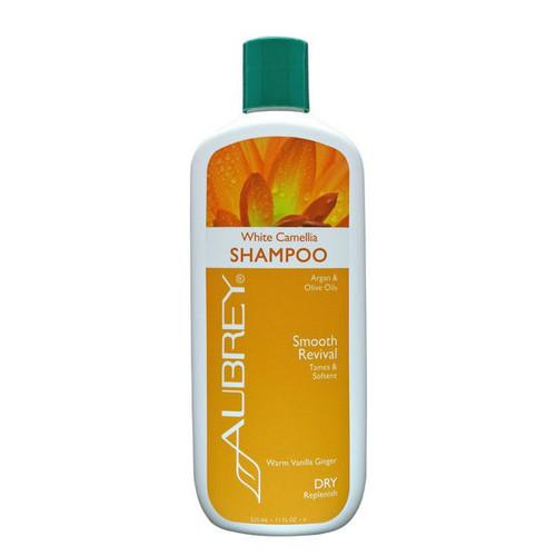 Review: Aubrey Organics White Camelia Shampoo (11 oz.)