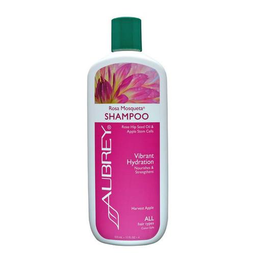 Review: Aubrey Organics Rosa Mosqueta Shampoo (11 oz.)