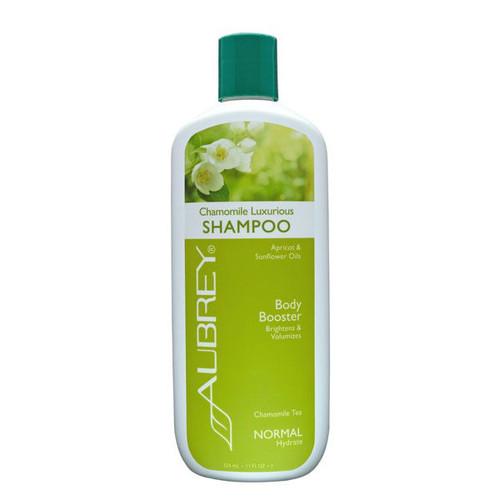 Review: Aubrey Organics Camomile Luxurious Shampoo (11 oz.)