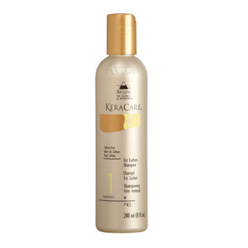Review: Avlon KeraCare 1st Lather Shampoo (Sulfate-Free) (8 oz.)