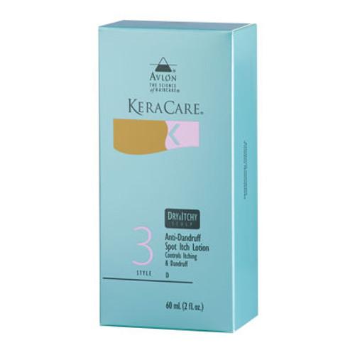 Review: Avlon KeraCare Dry & Itchy Scalp Anti-Dandruff Spot Itch Lotion (2 oz.)