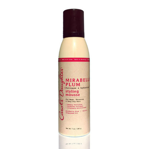 Carol's Daughter Mirabelle Plum Styling Mousse (7 oz.)