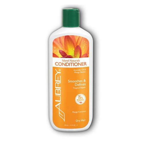 Review: Aubrey Organics Island Naturals Conditioner (11 oz.)