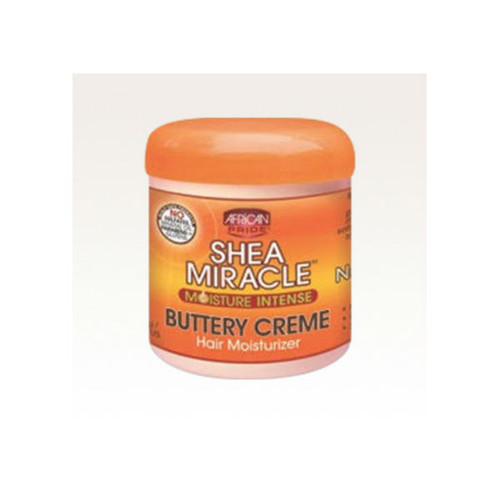 Review: African Pride Shea Butter Miracle Buttery Crème (6 oz.)