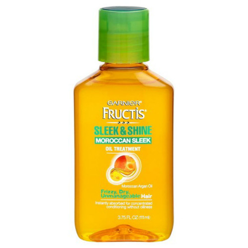 Review: Garnier Fructis Sleek & Shine Moroccan Sleek Oil Treatment (3.75 oz.)