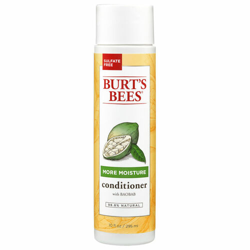 Review: Burt's Bees More Moisture Baobab Conditioner (10 oz.)
