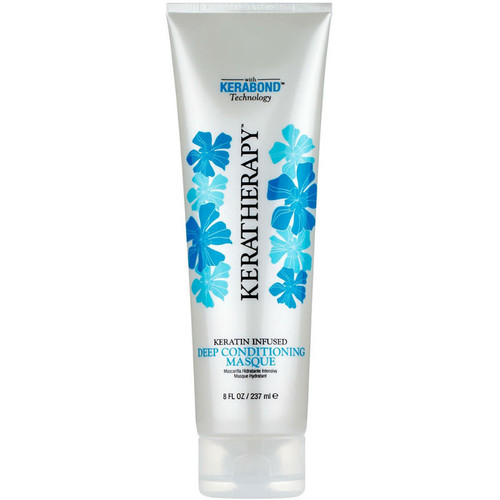 Review: KERATHERAPY Keratin Infused Deep Conditioning Masque (8 oz.)