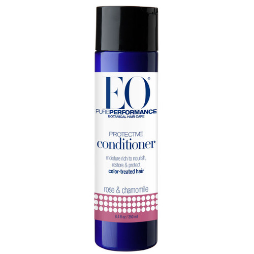 Review: EO Products Rose & Chamomile Protective Conditioner (8.4 oz.)
