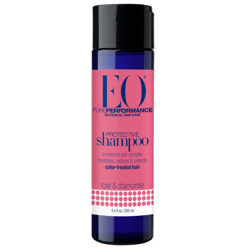 Review: EO Products Rose & Chamomile Protective Shampoo (8.4 oz.)