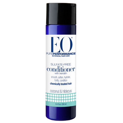 Review: EO Products Coconut & Hibiscus Sulfate Free Conditioner (8.4 oz.)