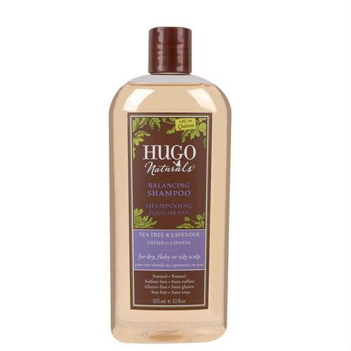 Review: Hugo Naturals Balancing Shampoo - Tea Tree & Lavender (12 oz.)