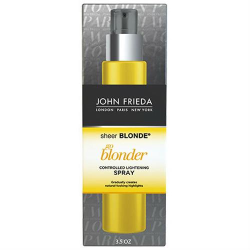 Review: John Frieda Sheer Blonde Go Blonder Controlled Lightening Spray (3.5 oz.)