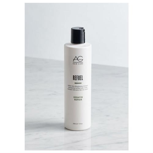 Review: AG Hair Cosmetics Keratin Repair Refuel Sulfate-Free Strengthening Shampoo (10 oz.)