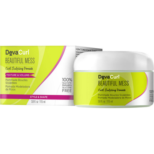 DevaCurl Beautiful Mess Curl Sculpting Pomade (3.8 oz.)
