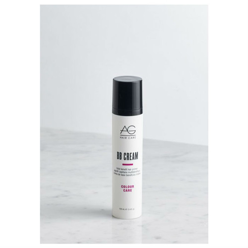 Review: AG Hair Cosmetics BB Cream Total Benefit Hair Primer (3.4 oz.)
