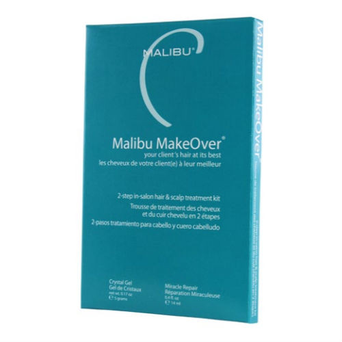 Review: Malibu C - Malibu MakeOver Hair & Scalp Treatment Kit