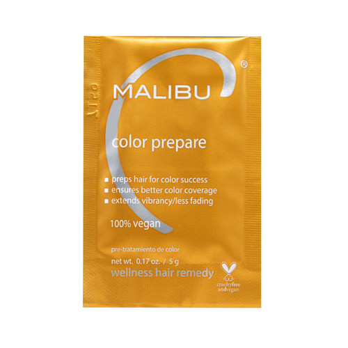 Review: Malibu C - Color Prepare Wellness Hair Remedy (0.17 oz.)