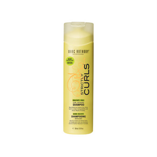 Review: Marc Anthony Strictly Curls Sulfate Free Curl Defining Shampoo (12.9 oz.)