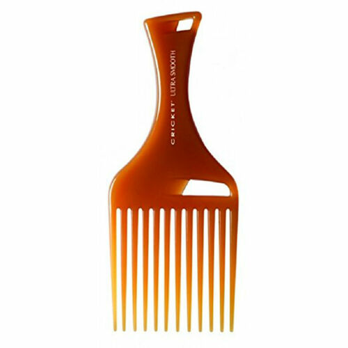 Review: Cricket Ultra Smooth Hair Pick Comb infused with Argan Oil, Olive Oil, & Keratin