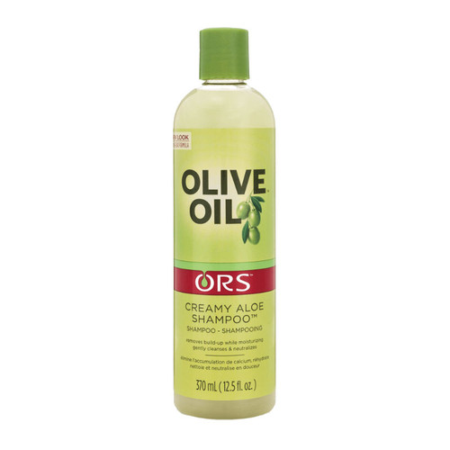 Review: ORS Olive Oil Creamy Aloe Shampoo (12.5 oz.)