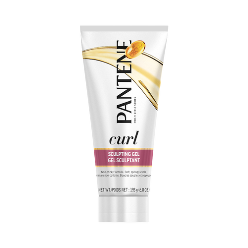 Review: PANTENE Curl Sculpting Gel (6.8 oz.)