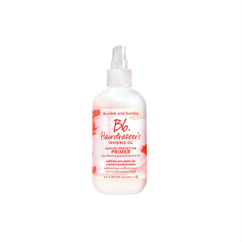 Review: Bumble and bumble Hairdresser's Invisible Oil Heat/UV Protective Primer (8 oz.)