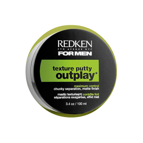 Review: Redken Outplay Texture Putty for Men (3.4 oz.)