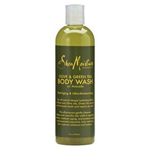 SheaMoisture Olive & Green Tea Body Wash (13 oz.)