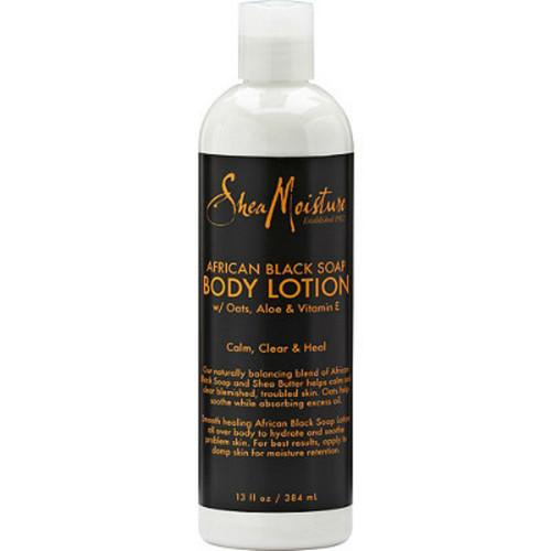 SheaMoisture African Black Soap Body Lotion (13 oz.)