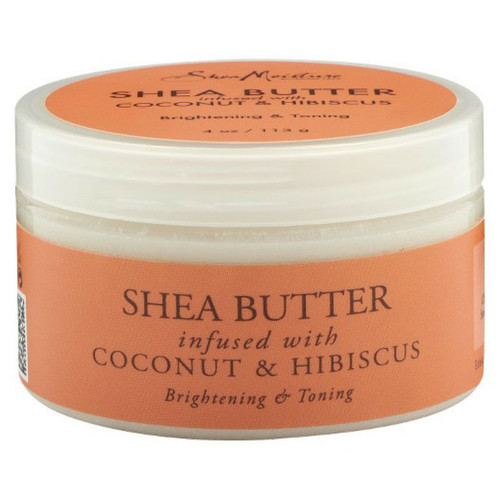 SheaMoisture Shea Butter Infused with Coconut & Hibiscus (4 oz.)