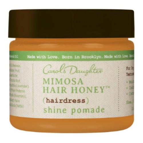 Review: Carol's Daughter Mimosa Hair Honey Shine Pomade (2 oz.)