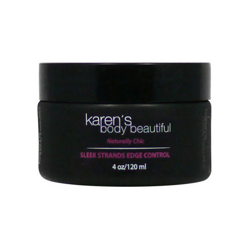 Karen's Body Beautiful Sleek Strands Edge Control - Pomegranate Guava (3.3 oz.)