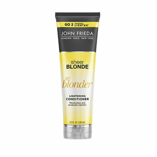 Review: John Frieda Sheer Blonde Go Blonder Lightening Conditioner (9.3 oz.)