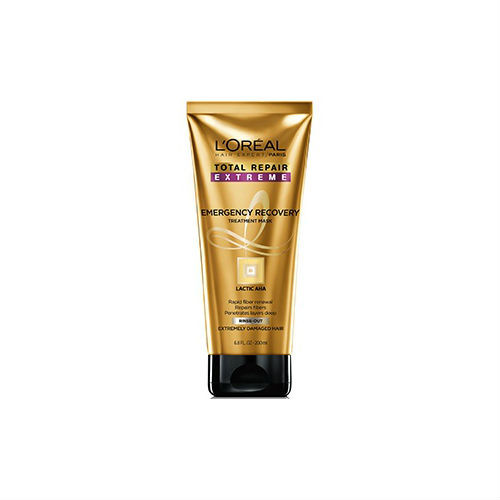 Review: L`Oreal Paris Advanced Haircare Total Repair Extreme Emergency Recovery Mask (6.8 oz.)