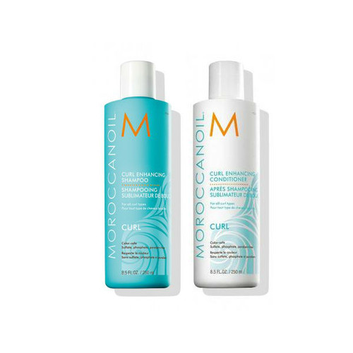 Review: Moroccanoil Curl Enhancing Shampoo and Conditioner (2 x 8.5 oz.)
