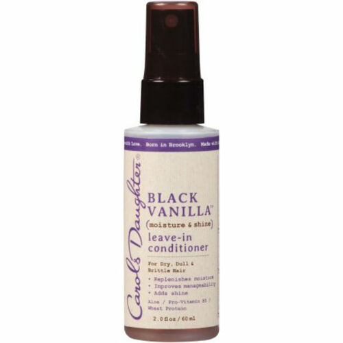 Carol's Daughter Black Vanilla Leave-In Conditioner (2 oz.)