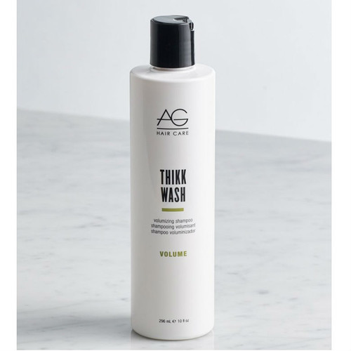 Review: AG Hair THIKK Wash Volumizing Shampoo (10 oz.)