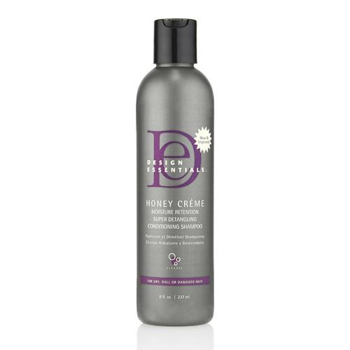 Review: Design Essentials Honey Crème Moisture Retention Shampoo (8 oz.)