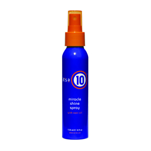 Review: It's a 10 Miracle Shine Spray (4 oz.)