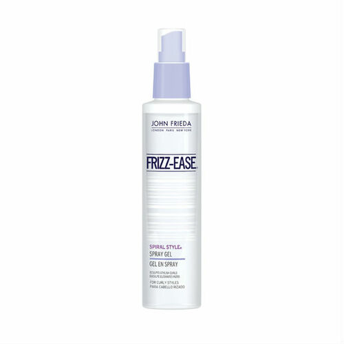 Review: John Frieda Frizz-Ease Spiral Style Curl-Defining Spray Gel (7.5 oz.)