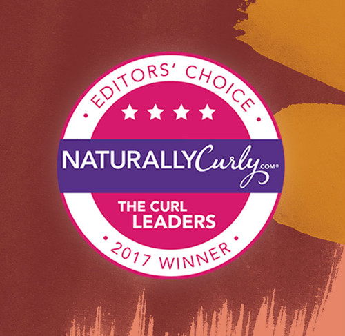 NaturallyCurly 2017 Editors' Choice Awards