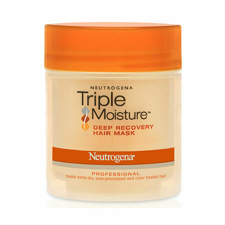 Review: Neutrogena Triple Moisture Deep Recovery Hair Mask (6 oz.)