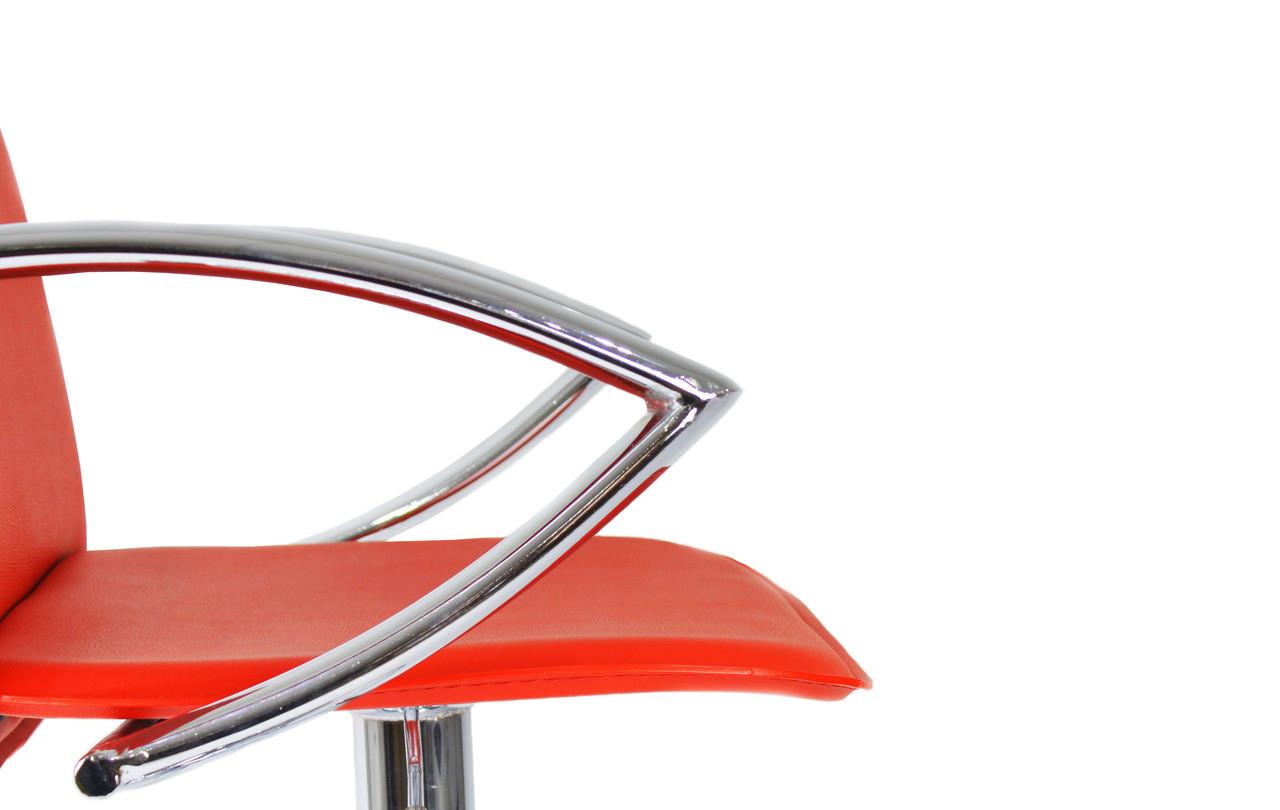 Bueno Red Kitchen Bar Stool Bar Stools Simply Bar Stools