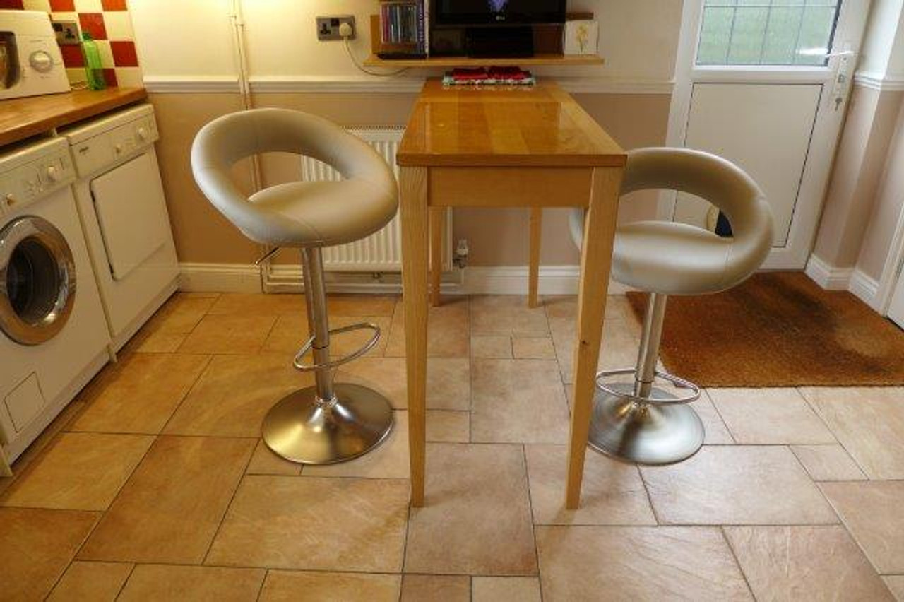 Grey Bar Stool from our Sorrento Kitchen Range : sorrentokbcgrey1062491499771057 from www.simplybarstools.co.uk size 640 x 426 jpeg 42kB