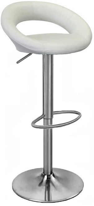 Brushed Chrome Amp Steel Stools From Simply Bar Stools